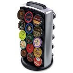 Christmas Gifts for Mom Under $100:Keurig K-Cup Carousel Tower