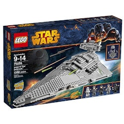 Toy Christmas Gifts for Kids:LEGO Star Wars Imperial Star Destroyer