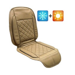 Unusual Gifts for Mom:Heated & Cooled Seat Cushion