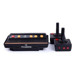Gadget Gifts for Coworkers:Atari Flashback Retro Game Console