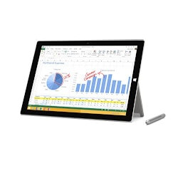 Birthday Gifts for 14 Year Old  Teens Over $200:Microsoft Surface Pro 3