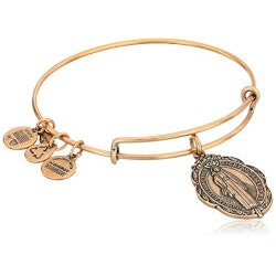 Jewelry Gifts:Alex And Ani Mother Mary Bracelet