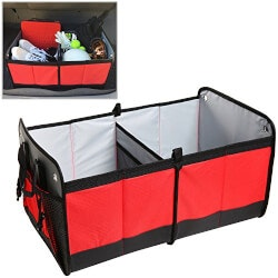Foldable Trunk Organizer