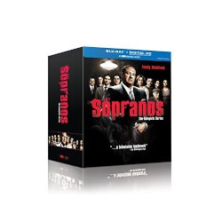 Stocking Stuffers for Dad (Under $100):The Sopranos: Complete Series Blu-Ray