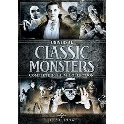Gifts for 17 Year Old Boyfriend Under $100:Classic Monsters: 30-Film Collection