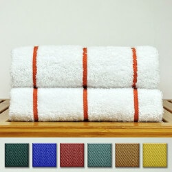 Christmas Gifts for Women Under $25:Luxury Hotel Towel (Set Of 2)