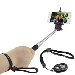 Christmas Gifts for Women Under $10:Selfie Stick