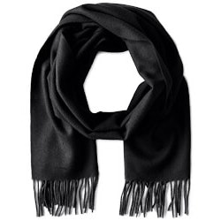 Birthday Gifts for Boyfriend Under $50:Cashmere Mens Scarf