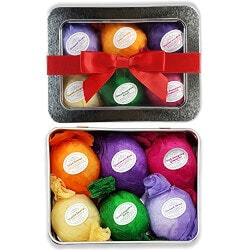 Funny Christmas Gifts for Women:Bath Bombs