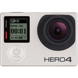 Unique Valentines Day Gifts for Teens:GoPro HERO4