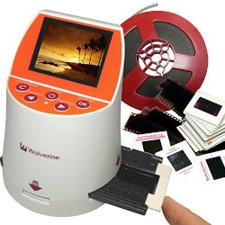 Gifts for DaughterUnder $200:7-In-1 Film To Digital Converter