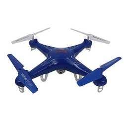 Birthday Gifts for Brother Under $50:Quadcopter Drone With HD Camera