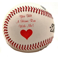 Unique Valentines Day Gifts for Teens:You Hit A Home Run With Me