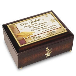 Jewelry Gifts:Congratulations Graduate Personalized..