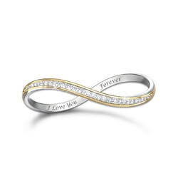 Forever Love Infinity Bracelet