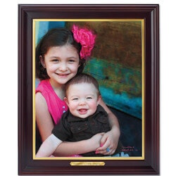 70th Birthday Gifts Under $200:Cherished Memories Personalized Framed..