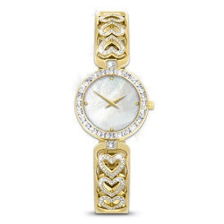 Valentines Day Gifts for Wife:Diamond Watch With Engraving