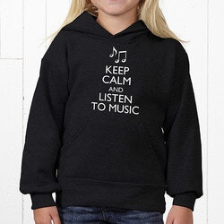 Personalized 70th Birthday Gifts:Keep Calm Personalized Apparel - Youth..