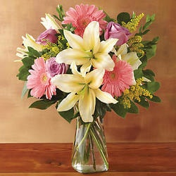 40th Birthday Gifts:Spring Bouquet -  Harry And David 12 Stems:..