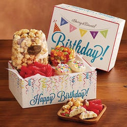 40th Birthday Gifts:Birthday Sweets Gift Box -  Harry And David..