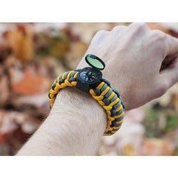 Wazoo Survival Gear: Adventure Bracelet