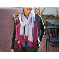 PAZ Collective: Rothko Scarf