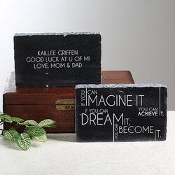 Graduation Gifts for Teenage Boys:Personalized Marble Graduation Keepsake -..