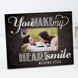 Personalized Gifts for Husband:Personalized Photo Frame