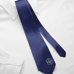 Personalized Gifts for Son:Personalized Mens Tie