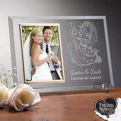 Personalized Precious Moments Wedding Frame