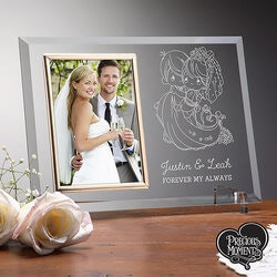 Wedding Gifts:Personalized Precious Moments Wedding Frame