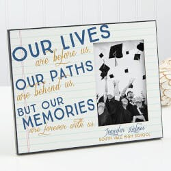 Personalized Graduation Frame - Memories Are..