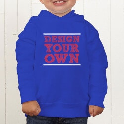Design Your Own Personalized Toddler..