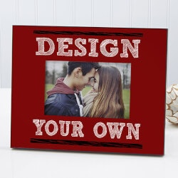 Gifts for Boyfriend:Design Your Own Personalized Picture Frame -..