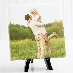 Personalized Gifts (Under $25):Personalized Photo Mini Canvas - 8x8