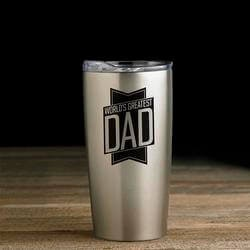 Worlds Greatest Dad Texas Tumbler (20 Oz)