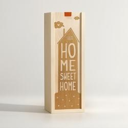 Unusual Gifts (Under $100):Home Sweet Home Wine Box
