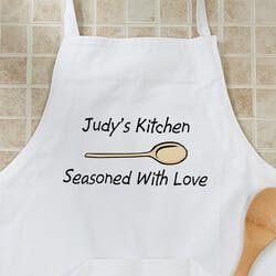 Custom Personalized Aprons