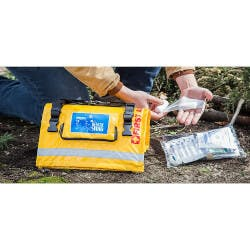 Survival And First Aid Kit With App