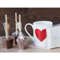 Heart Mug Sipping Kit