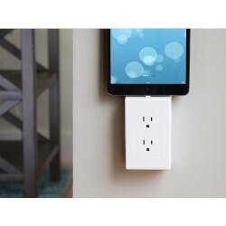 Universal Charging Outlet