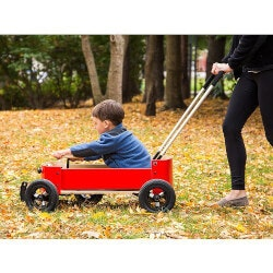 Unique Christmas Gifts for Kids:3-In-1 Wagon