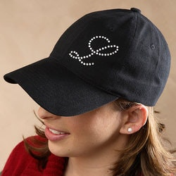 Gifts for Teenagers:Personalized Rhinestone Monogram Ladies..