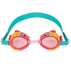 Personalized Gifts (Under $10):Girls Fish Goggles By Stephen Joseph