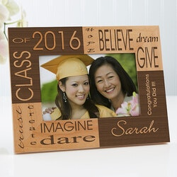 Gifts for Kids:Personalized Graduation Picture Frames -..