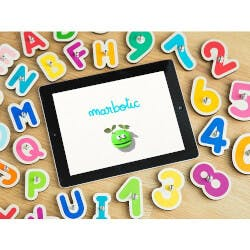 Marbotic: Smart Numbers + Letters Learning Toy