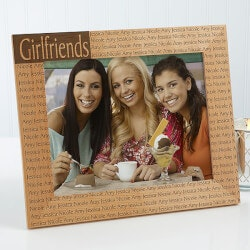Gifts for Teenage Girls:Personalized 8x10 Picture Frame With Custom..