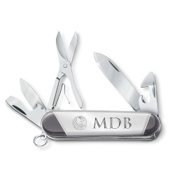Travel Gifts:Dad, You Mean The World Initials-Engraved..