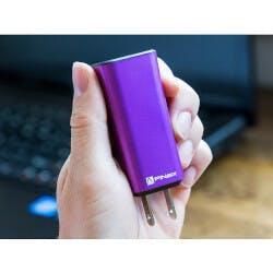 FINsix: Dart Micro PC Charger