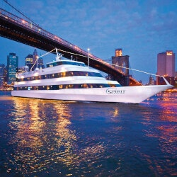 Unique Boss's Day Gifts:Lunch + Dinner Cruises